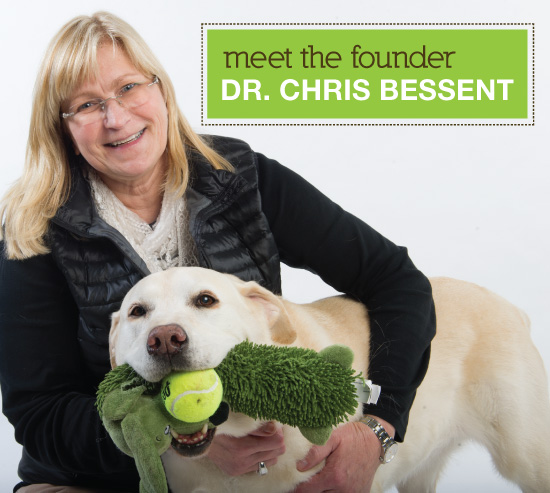 meet the founder, dr. chris bessent head of Herbsmith and expert in supplements for dogs and pet health herbs