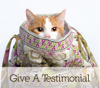 give a testimonial call to action, herbs for pets and supplements