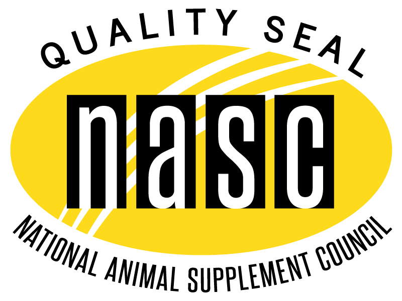 NASC Quality Seal: National Animal Supplement Council