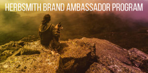 Herbsmith Brand Ambassador Program banner