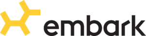 Embark DNA testing logo