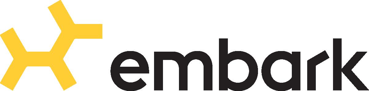Embark DNA testing logo